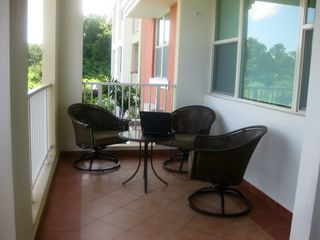 Aguadilla condo photo - Relax, have a cup of coffee and enjoy the Ocean View