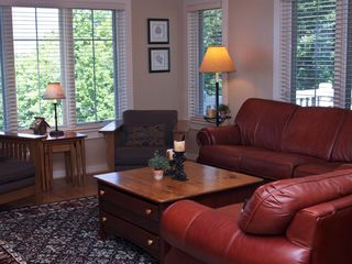 Crystal Mountain, Thompsonville condo photo - Lots of Windows to Enjoy the View