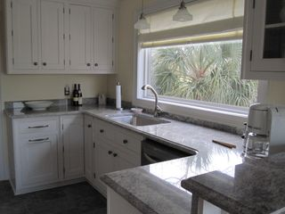 Wild Dunes house photo - Newly renovated kitchen