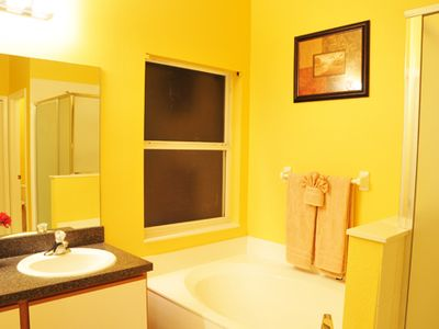 Hampton Lakes villa rental - Bathroom 2