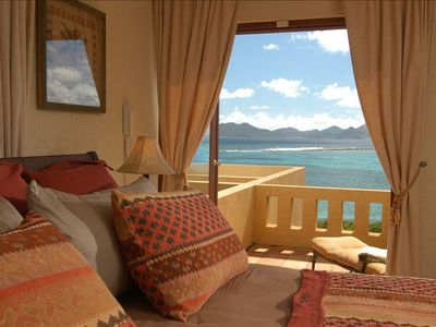 Wake up to this fabulous view from the Master Bedroom & Balcony