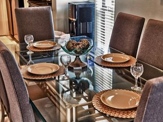 South Padre Island condo photo - Dining Table for Six Persons