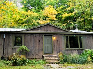 Phoenicia estate photo - Catskill Cottage entrance