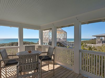 Sugaree Cottage, Seaside, Florida 4 BR gulf front, amazing rental