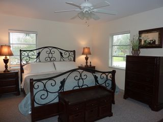 Boca Raton house photo - King Bed