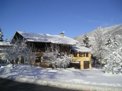 chalets - 3 rooms - 6 persons