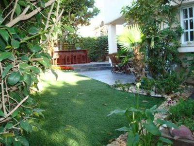 image for Independent villa with 150m from the beach garden