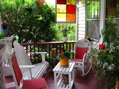 Cozy West Asheville Bungalow - LIVE LIKE A LOCAL  Monthly Rental