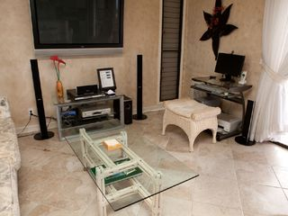 Wailea condo photo - State-of-the-Art Media center and HP PC & Printer