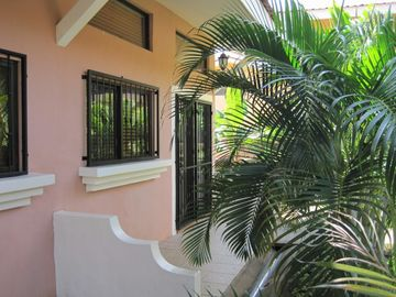Playa del Coco condo rental - Entrance to our unit