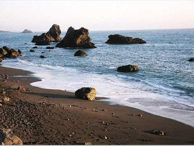 Sonoma Coast beach nearby