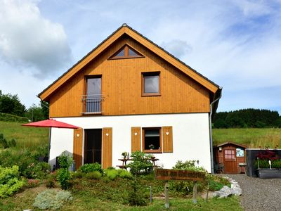 Detached house close to Willingen with wonderful view over the Sauerland