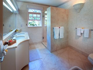 Sandy Lane villa photo - Each of the downstairs bedrooms has an en suite bathroom with shower