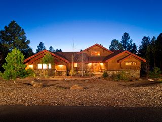 Luxury Cabin In the Pines of Flagstaff... - HomeAway Flagstaff