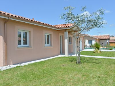 Air-conditioned accommodation, 90 square meters