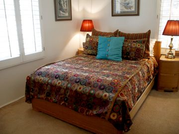 Main Guest Bedroom with Double Bed