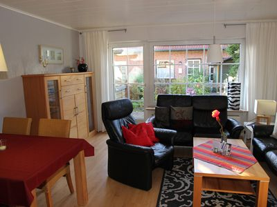 Comfortable holiday home for up to 5 people in a quiet location