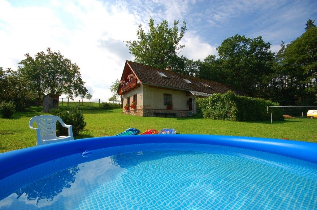 Holiday House Outdoor Pool Indoor Pool Homeaway Czech Republic
