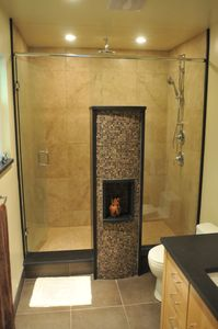 Master bedroom ensuite