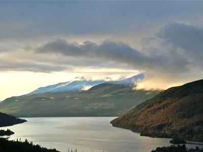 The stunning sights of Loch Tay