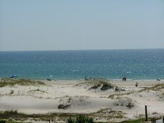 Fort Morgan condo photo - The view from your condo!