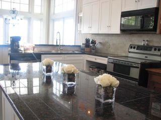 Tavernier house photo - Brand new kitchen upgrade with ocean views!