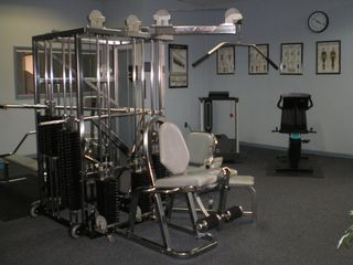 Capri Ocean City condo photo - Fitness room