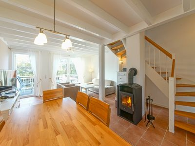 Family friendly premium cottage with fireplace, sauna, North Sea & beach views