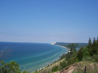 Empire house photo - View from the top of Empire Bluffs