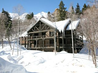 Sundance cabin photo - Great Winter Vacation for the whole family.