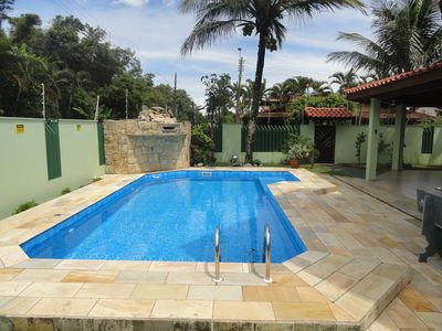 Excellent house in Itanhaém 300 meters from the beach front for forest reserve