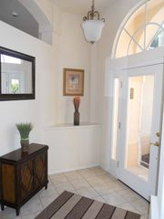 Cape Coral villa photo - front entry way