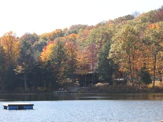 Lake City lodge photo - Fall is one of the most beautiful times of the year