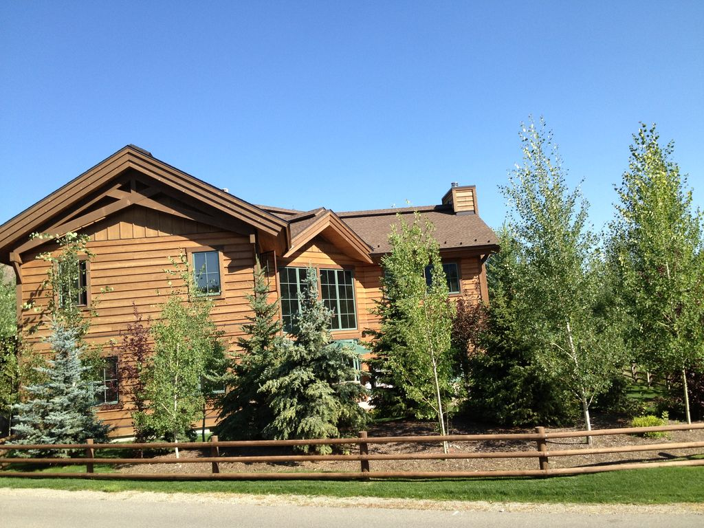 Sun Valley Mountain View Home Homeaway Central Idaho