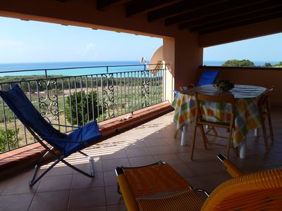 Rent apartment Borgo Bonsignore Sea 6 People