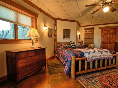 Yellowstone Room in West Condo