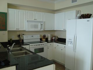 Tidewater Beach Resort condo photo - Kitchen