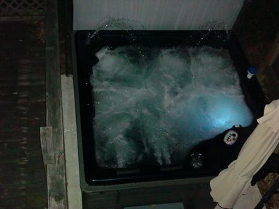 Bloomington house rental - Hot tub