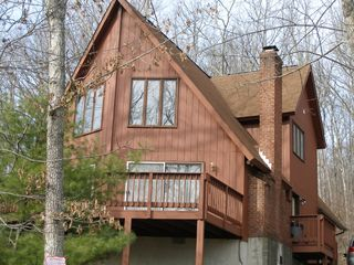 Bushkill chalet photo - House