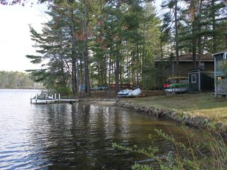 Sturbridge cottage photo - Row Boat, Kayak, Paddle Boat and Canoe available for use.