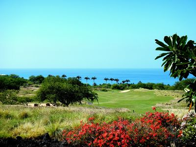 Luxury Family-Friendly Condo at Mauna Kea Resort -- You Can't Beat This View!