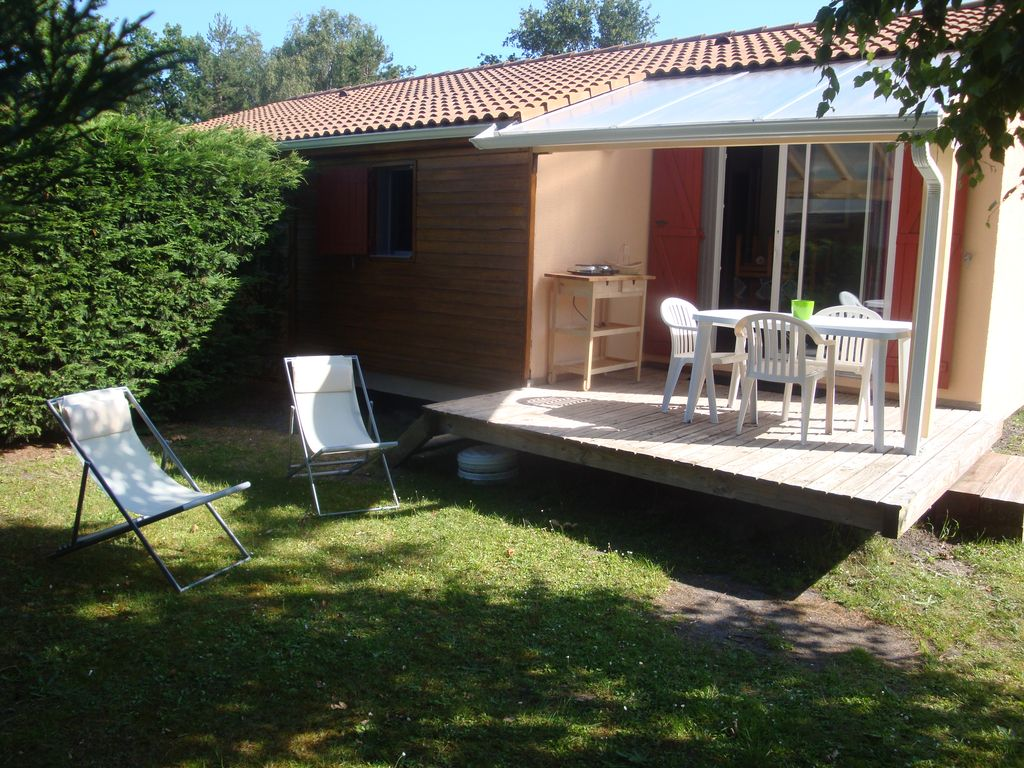 Accommodation near the beach, 31 square meters, , Hourtin, France