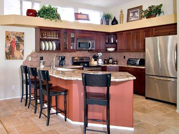 New Modern Kitchen with Granite countertops
