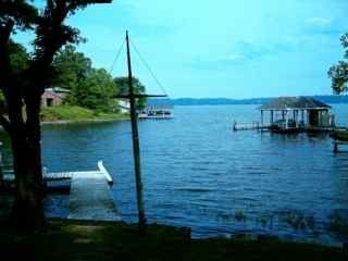 Muscle Shoals house rental - Wilson Lake will relax and transport you