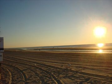 Sunrise over Ogunquit Beach... just a short and pleasant stroll from your place.