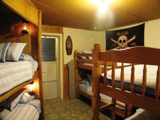 Key Largo house photo - the pirate room for the Kids