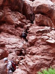 Moab condo photo - Fiery Furnace