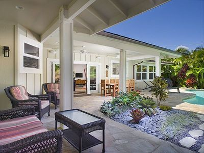 Heated Pool, Covered Lanai, Outside Dining