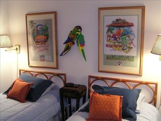 Forest Beach house photo - Margaritaville twin bedroom