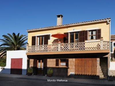 APARTAMENTOS CA'N Juliá - Apartment near the beach - only 50 m from the sea! WIFI!